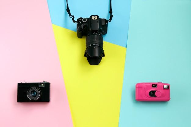 Mode trois caméras, hot summer vibes