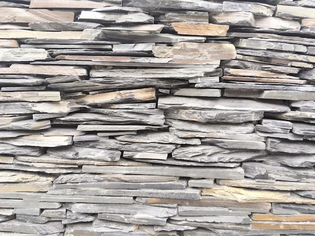 Modèle de brique de surface agrandi au vieux fond de texture de mur en brique