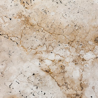 Modèle de fond granit crème fissuré