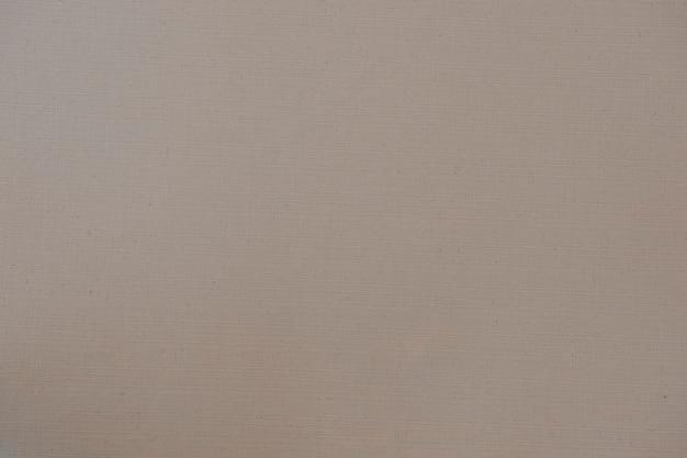 Modèle de fond texturé en tissu marron