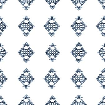 Modèle sans couture celtique tressé