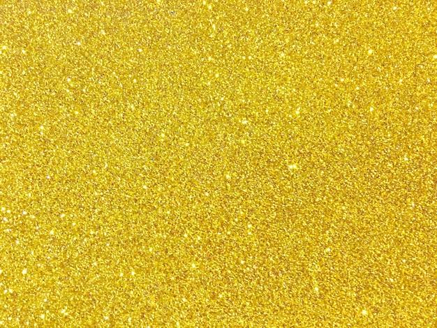 Modèle sans couture de paillettes dorées