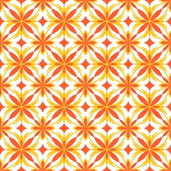 Modèle sans couture texture géométrique moderne