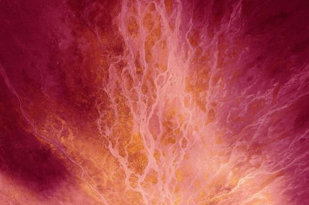 Modèle de structure de rivière avec fond de filtre rose