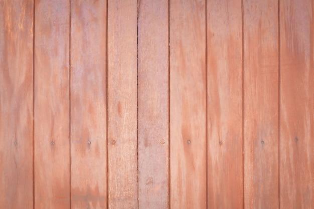 Modèle de surface de fond libre de texture de bois brun rustique naturel vieux grunge