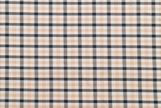 Modèle de tartan gris écossais traditionnel