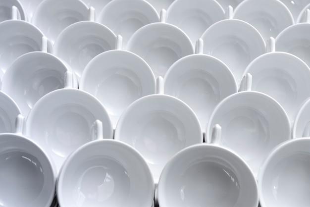 Modèle de tasses à thé