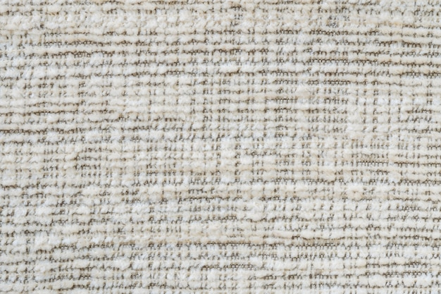 Modèle de tissu de surface agrandi au vieux canapé en tissu marron texturé