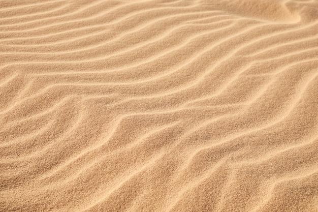 Modèle de vague fermé du désert, fond d'écran