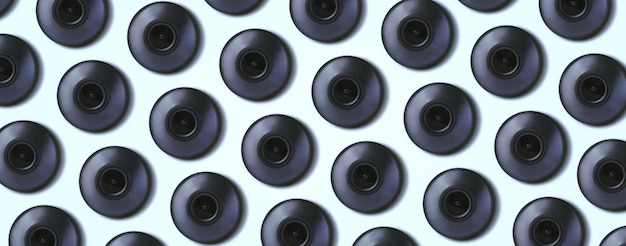 Modèle de vidéosurveillance de caméra de sécurité, fond de texture de surveillance cyber sécurité abstraite, image panoramique