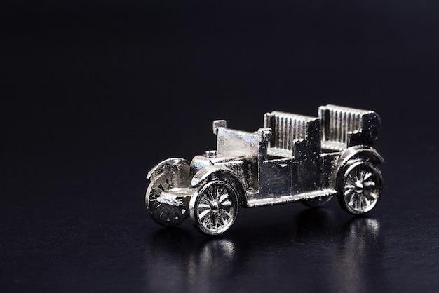 Modèle de voiture en miniature