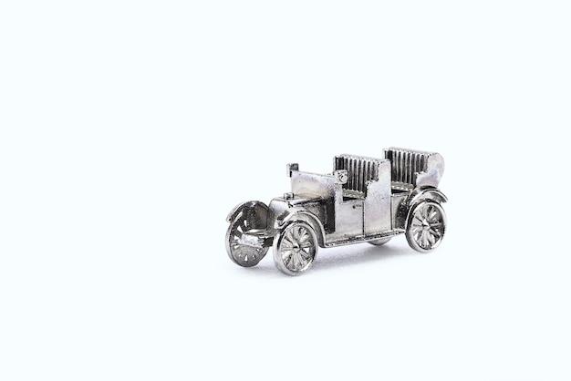 Modèles de voitures rétro en miniature