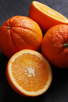 Moitiés orange