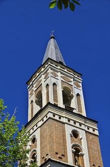 Le monastère ancinet de saint nino en géorgie