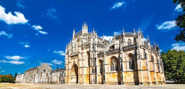 Monastère de batalha, patrimoine mondial de l'unesco au portugal