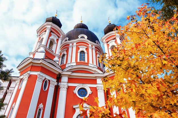 Monastère curchi en moldavie
