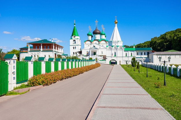 Le monastère de pechersky ascension
