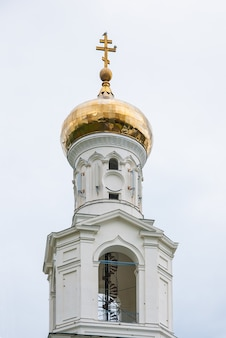 Monastère saint-georges (yuriev) à veliky novgorod