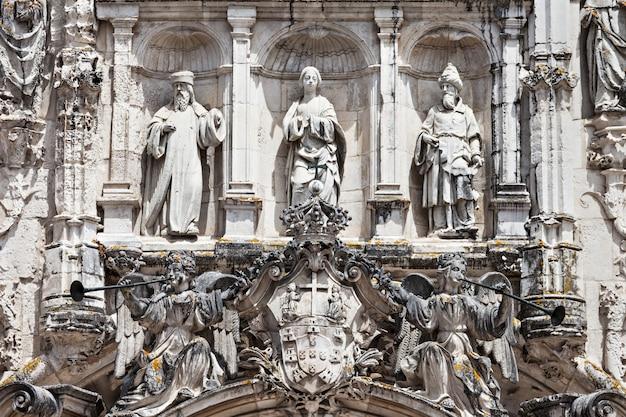 Monastère de santa cruz