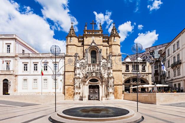 Le monastère de santa cruz