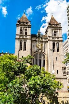 Monastère de sao bento à sao paulo, brésil