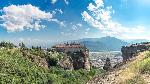 Monastère de varlaam à météores, grèce