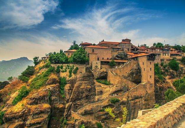 Monastères des météores, grèce