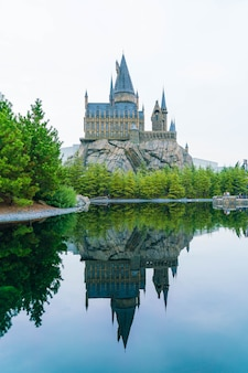 Le monde magique de harry potter à universal studios japan