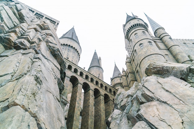 Le monde sorcier de harry potter