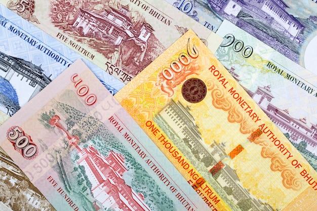 Monnaie du royaume du bhoutan