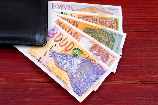 Monnaie macédonienne