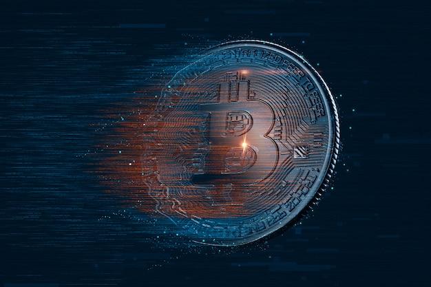 Monnaie numérique bitcoin
