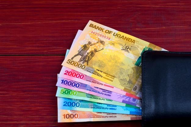 Monnaie ougandaise