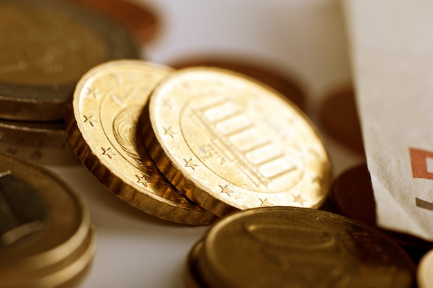 Monnaies en euros