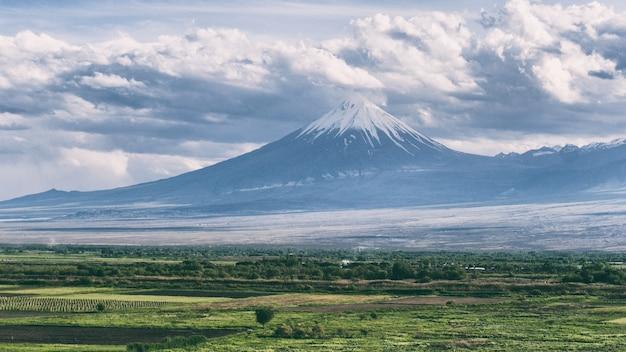 Montagne ararat - arménie