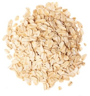 Montagne de céréales
