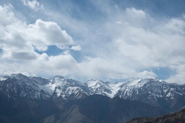 Montagne en inde