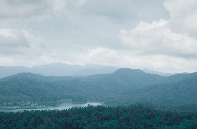 Montagne nature paysage