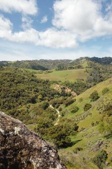 Montagne verte