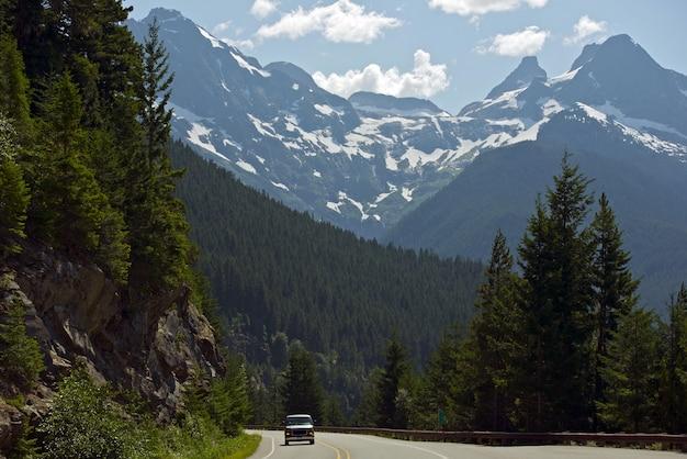 Montagnes northern cascades