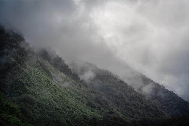 Montagnes de la nouvelle-zélande