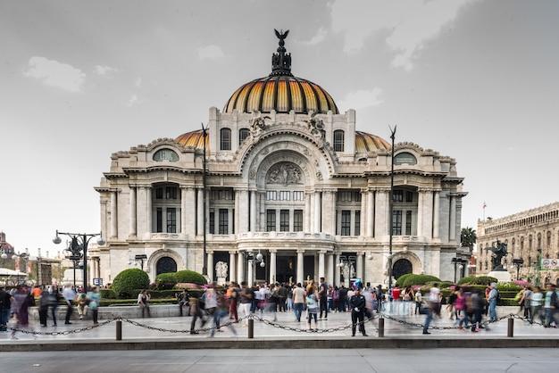 Monument du musée des arts mexique