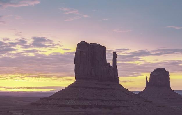 Monument valley, utah, états-unis