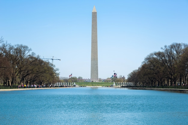 Le monument de washington