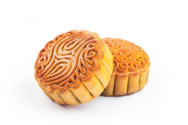 Mooncake, nourriture chinoise du festival de la mi-automne.