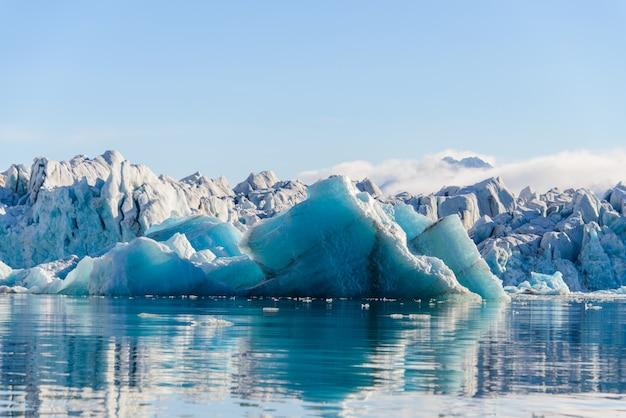 Morceau de glace