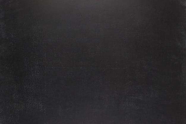 Morceau de tableau noir sur fond noir pour texte ou image