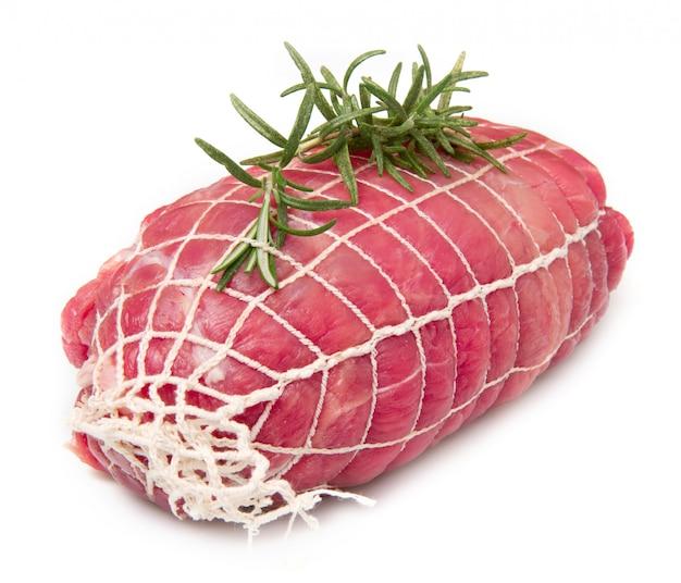 Morceau de viande à rôtir