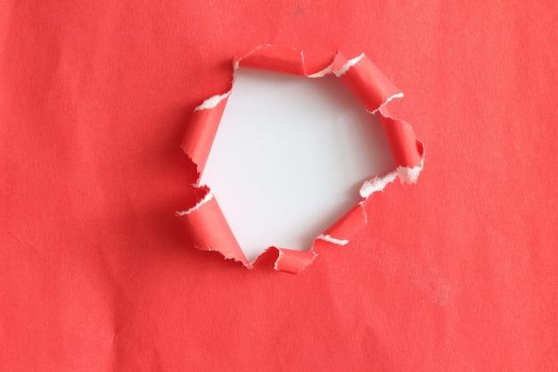 Morceaux de texture de papier déchiré et espace de copie pour la conception de votre travail.