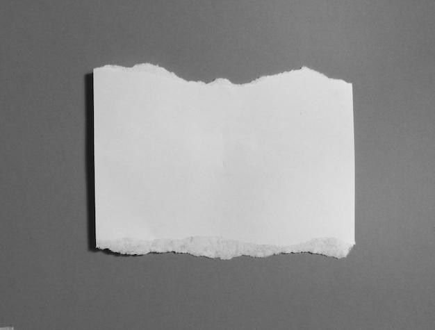 Morceaux de texture de papier déchiré, espace de copie.